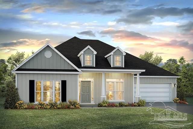 1440 Ballyhoo Dr, Gulf Breeze, FL 32563 (MLS #587780) :: Vacasa Real Estate