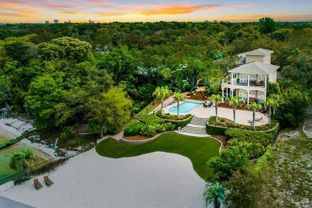 318 N Sunset Blvd, Gulf Breeze, FL 32561 (MLS #587856) :: Vacasa Real Estate