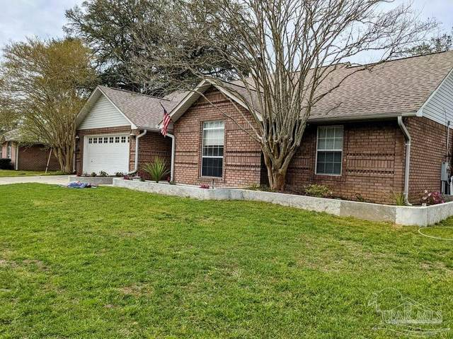 3314 Country Meadow Ln, Pace, FL 32571 (MLS #587858) :: Crye-Leike Gulf Coast Real Estate & Vacation Rentals