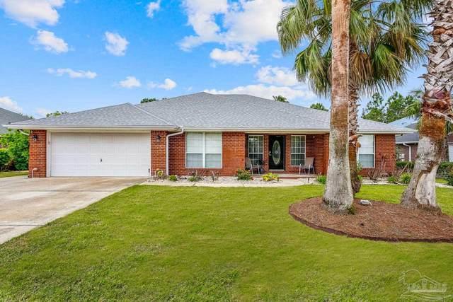1619 Woodlawn Way, Gulf Breeze, FL 32563 (MLS #587864) :: Crye-Leike Gulf Coast Real Estate & Vacation Rentals