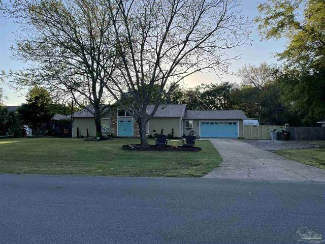 3936 Paradise Bay Dr, Gulf Breeze, FL 32563 (MLS #587874) :: Crye-Leike Gulf Coast Real Estate & Vacation Rentals