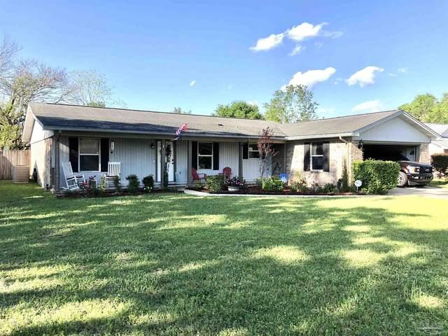 1510 Stefani Cir, Cantonment, FL 32533 (MLS #587876) :: Crye-Leike Gulf Coast Real Estate & Vacation Rentals