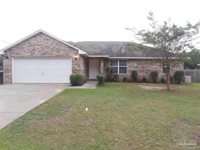 5685 Eagle Dr, Milton, FL 32570 (MLS #587888) :: Crye-Leike Gulf Coast Real Estate & Vacation Rentals