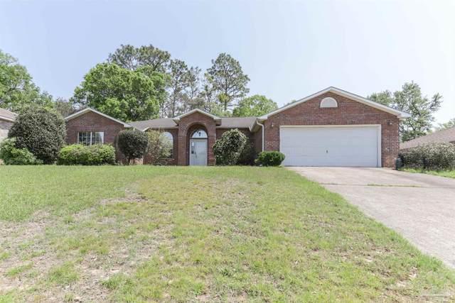 461 Elcino Dr, Pensacola, FL 32526 (MLS #587892) :: Crye-Leike Gulf Coast Real Estate & Vacation Rentals