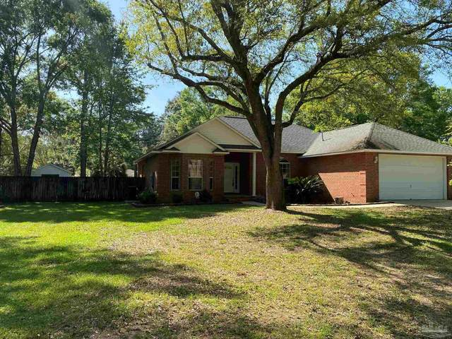 5713 Lofty Pines Dr, Milton, FL 32570 (MLS #587902) :: Connell & Company Realty, Inc.