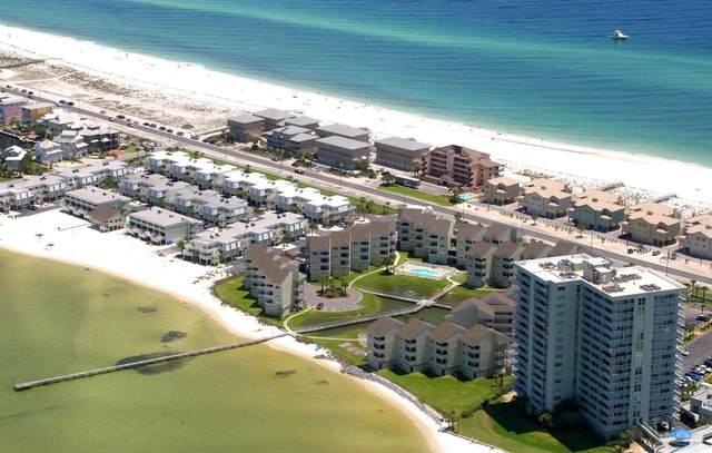 1150 Ft Pickens Rd C10, Pensacola Beach, FL 32561 (MLS #587903) :: Crye-Leike Gulf Coast Real Estate & Vacation Rentals