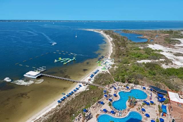 4 Portofino Dr #1802, Pensacola Beach, FL 32561 (MLS #587905) :: Crye-Leike Gulf Coast Real Estate & Vacation Rentals