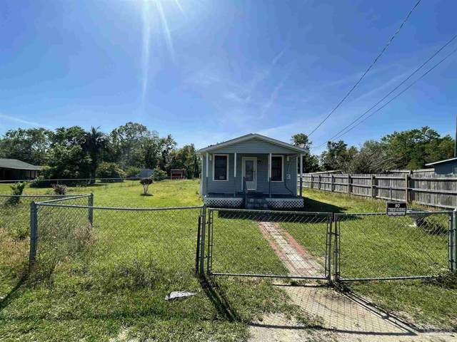 4407 Stephens Rd, Pace, FL 32571 (MLS #587912) :: Crye-Leike Gulf Coast Real Estate & Vacation Rentals