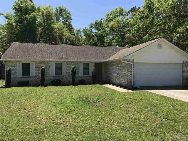 5502 Chantilly Way, Milton, FL 32583 (MLS #587919) :: The Kathy Justice Team - Better Homes and Gardens Real Estate Main Street Properties