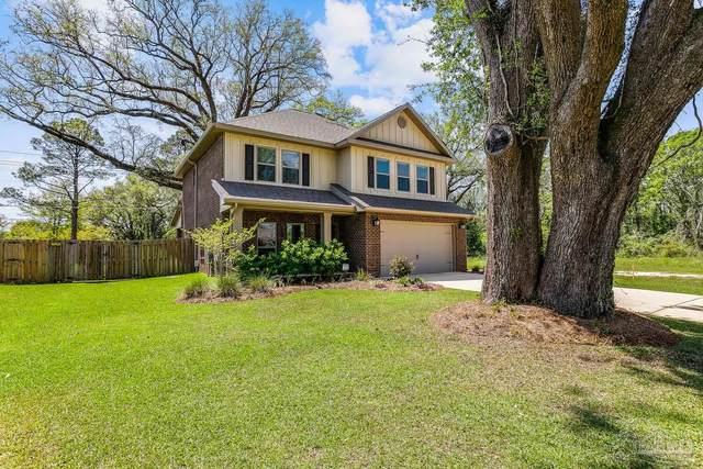 7921 Huntington Creek Ln, Pensacola, FL 32526 (MLS #587935) :: Levin Rinke Realty