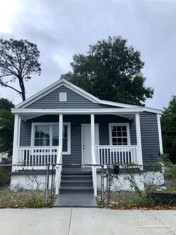 418 N C St, Pensacola, FL 32501 (MLS #587966) :: Connell & Company Realty, Inc.
