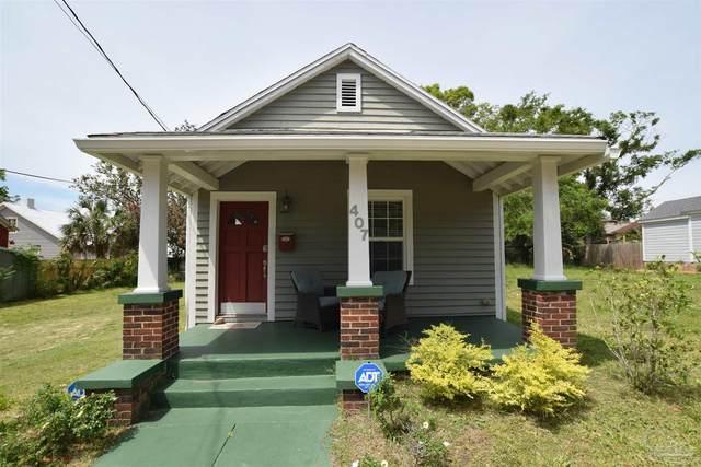 407 N Davis Hwy, Pensacola, FL 32501 (MLS #587971) :: Coldwell Banker Coastal Realty