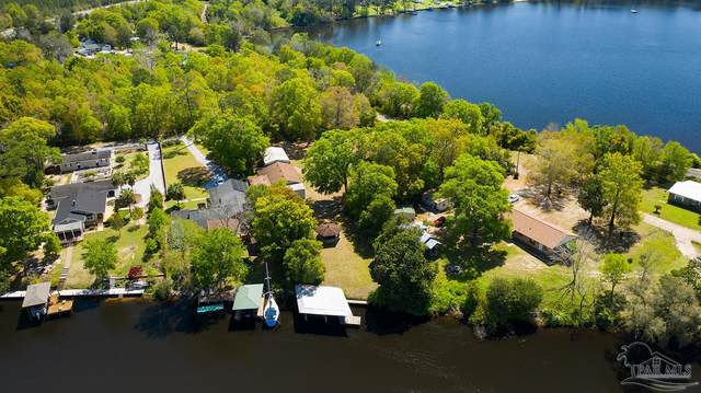 7020 Old Spanish Trl Rd, Milton, FL 32570 (MLS #587993) :: Coldwell Banker Coastal Realty