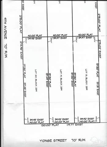 900 E Yonge St, Pensacola, FL 32503 (MLS #587996) :: Levin Rinke Realty