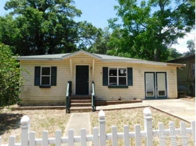 361 N N St, Pensacola, FL 32501 (MLS #588024) :: Coldwell Banker Coastal Realty