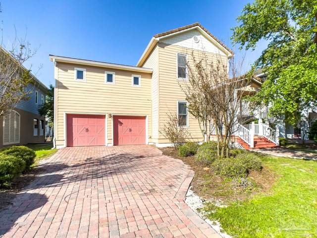 608 Clubhouse Ter, Perdido Key, FL 32507 (MLS #588038) :: Levin Rinke Realty