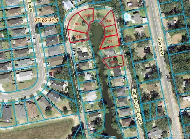 2831 Hidden Springs Dr, Pensacola, FL 32526 (MLS #588042) :: Levin Rinke Realty