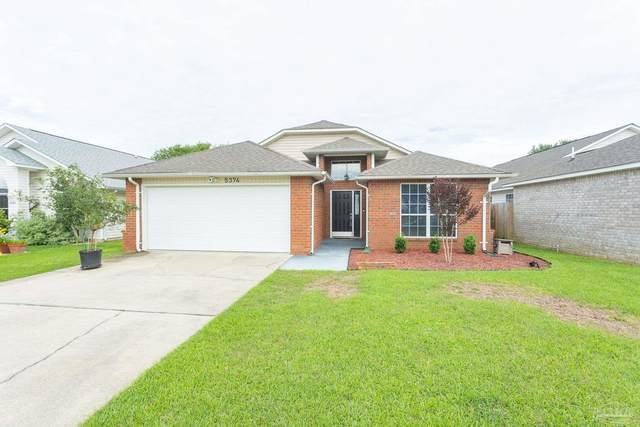 5374 Sotogrande Ct, Pensacola, FL 32504 (MLS #588070) :: The Kathy Justice Team - Better Homes and Gardens Real Estate Main Street Properties