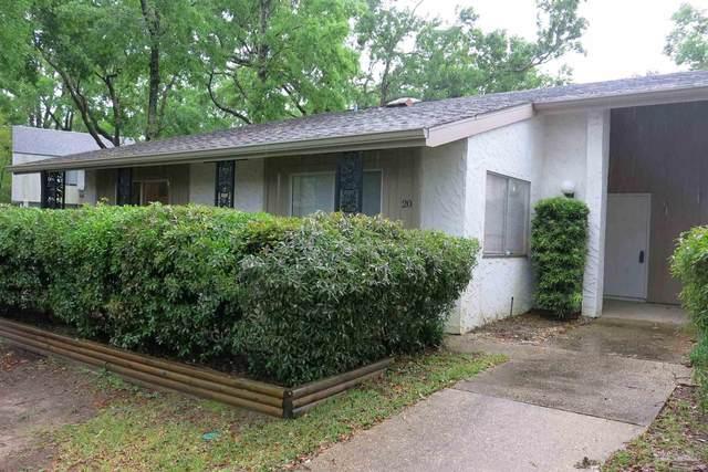 3400 Wimbledon Dr #20, Pensacola, FL 32504 (MLS #588093) :: Levin Rinke Realty