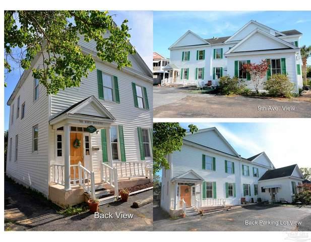 902 E Blount St, Pensacola, FL 32503 (MLS #588105) :: Vacasa Real Estate
