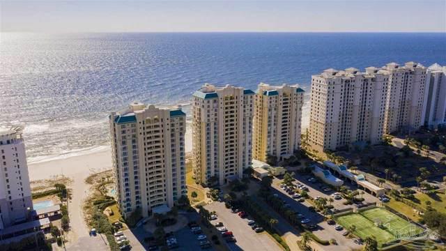 13601 Perdido Key Dr W18d, Perdido Key, FL 32507 (MLS #588107) :: Connell & Company Realty, Inc.