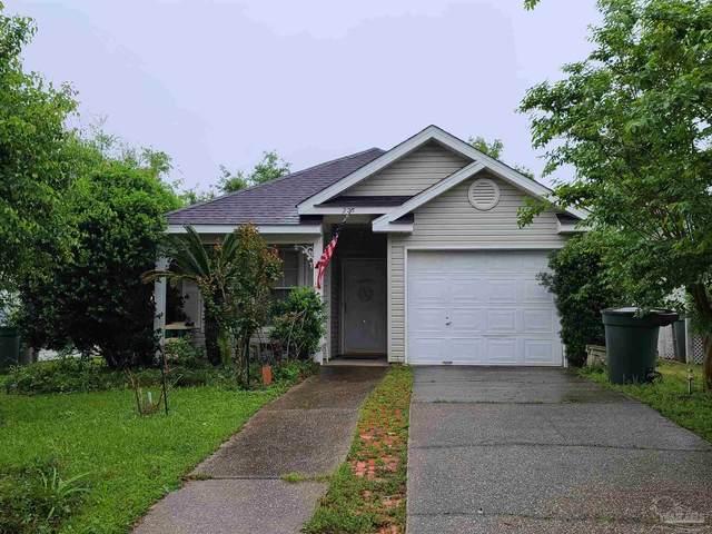 223 Wildflower Ln, Pensacola, FL 32514 (MLS #588135) :: Levin Rinke Realty