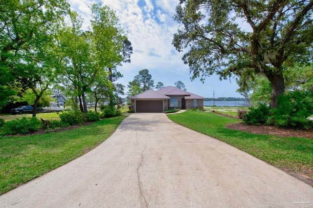 3023 Holley Point Rd, Navarre, FL 32566 (MLS #588139) :: Connell & Company Realty, Inc.