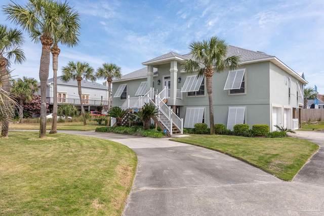 1106 Via Deluna Dr, Pensacola Beach, FL 32561 (MLS #588154) :: Levin Rinke Realty