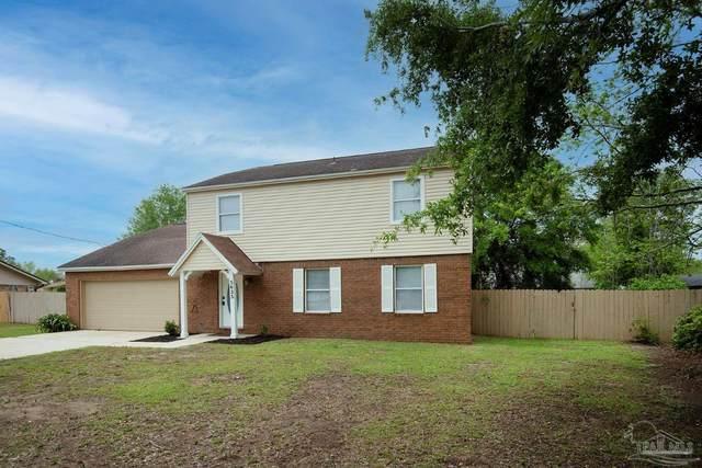5635 Hilltop Dr, Pensacola, FL 32504 (MLS #588164) :: Levin Rinke Realty