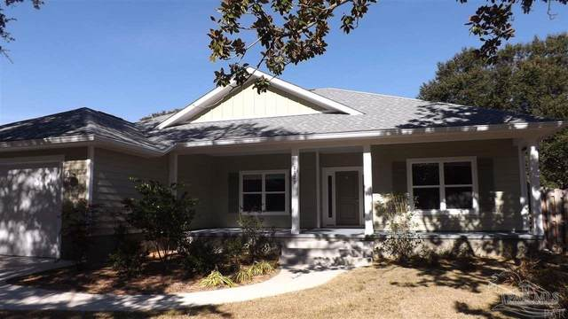 112 Gilmore Dr, Gulf Breeze, FL 32561 (MLS #588167) :: Connell & Company Realty, Inc.