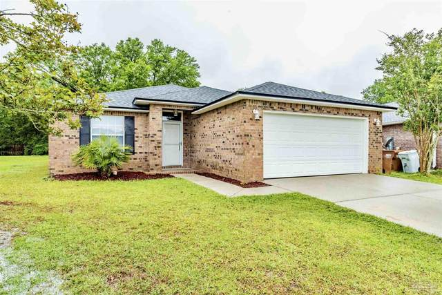 4872 Hilarita Cir, Pace, FL 32571 (MLS #588168) :: The Kathy Justice Team - Better Homes and Gardens Real Estate Main Street Properties