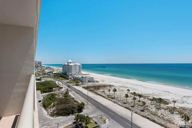 330 Ft Pickens Rd 12F, Pensacola Beach, FL 32561 (MLS #588173) :: Connell & Company Realty, Inc.
