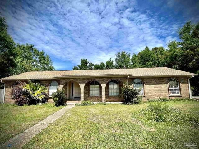 7814 Charter Oaks Dr, Pensacola, FL 32514 (MLS #588182) :: Levin Rinke Realty