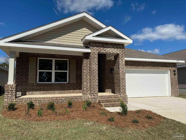 4933 Red Oak Dr, Milton, FL 32583 (MLS #588186) :: Coldwell Banker Coastal Realty