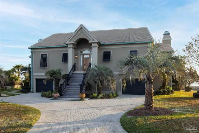 810 Silver Strand, Gulf Breeze, FL 32563 (MLS #588206) :: Connell & Company Realty, Inc.