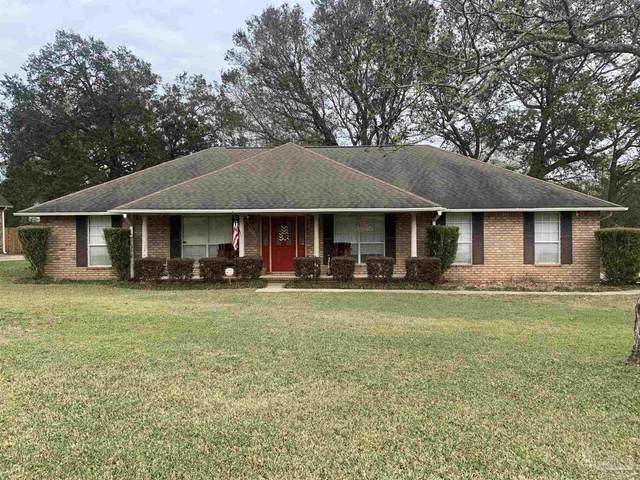 3297 Copper Ridge Cir, Cantonment, FL 32533 (MLS #588213) :: The Kathy Justice Team - Better Homes and Gardens Real Estate Main Street Properties