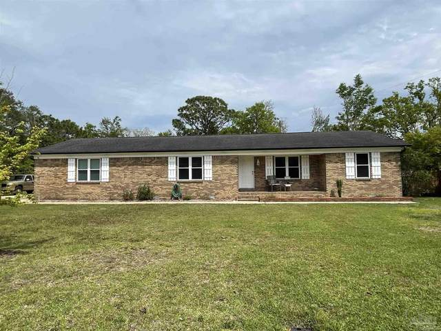 1940 Abercrombie Rd, Gulf Breeze, FL 32563 (MLS #588214) :: Connell & Company Realty, Inc.