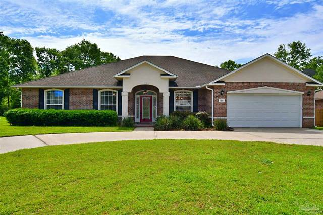 2357 Queens Ferry Ln, Cantonment, FL 32533 (MLS #588216) :: The Kathy Justice Team - Better Homes and Gardens Real Estate Main Street Properties