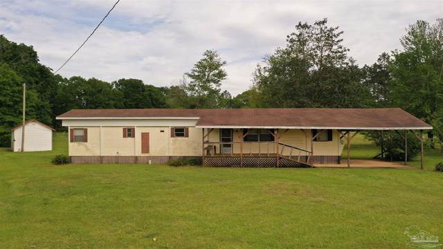 7840 Hwy 97 A, Walnut Hill, FL 32568 (MLS #588218) :: The Kathy Justice Team - Better Homes and Gardens Real Estate Main Street Properties
