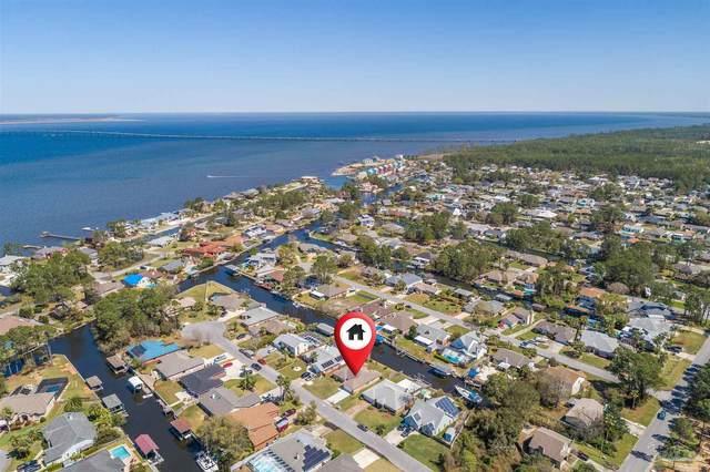 1612 Balihai Ct, Gulf Breeze, FL 32563 (MLS #588253) :: Connell & Company Realty, Inc.