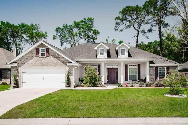 5117 Wheeler Way, Pensacola, FL 32526 (MLS #588272) :: Coldwell Banker Coastal Realty