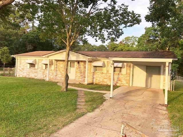 914 Decatur Ave, Pensacola, FL 32507 (MLS #588302) :: Vacasa Real Estate