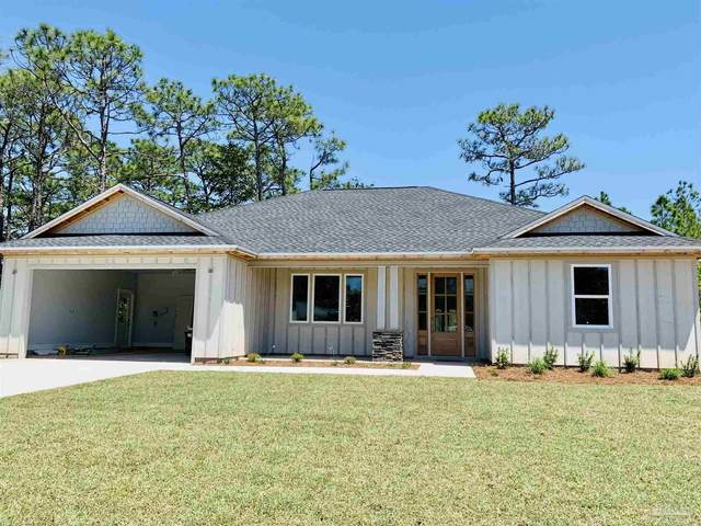 1594 Ponderosa Dr, Gulf Breeze, FL 32563 (MLS #588316) :: Vacasa Real Estate