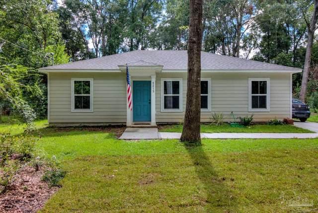 4213 Triangle St, Milton, FL 32583 (MLS #588345) :: Coldwell Banker Coastal Realty