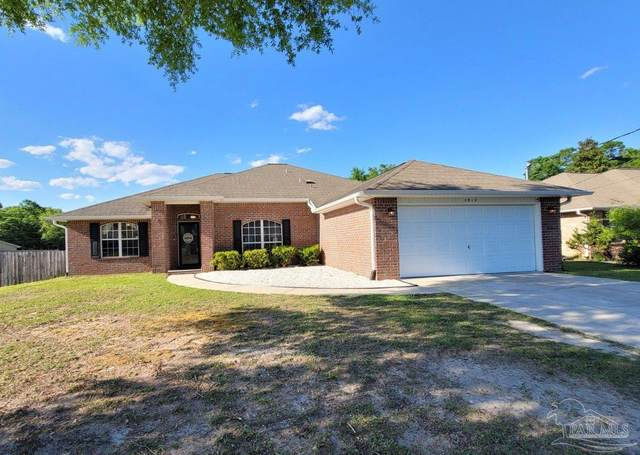 5919 Ashton Woods Cir, Milton, FL 32570 (MLS #588346) :: Coldwell Banker Coastal Realty