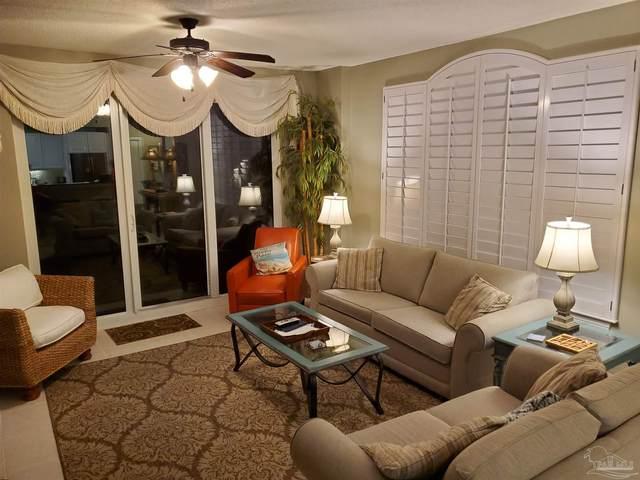 8515 Gulf Blvd E-16D, Navarre Beach, FL 32566 (MLS #588353) :: Vacasa Real Estate