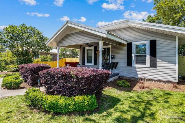1904 E Maxwell St, Pensacola, FL 32503 (MLS #588358) :: Vacasa Real Estate