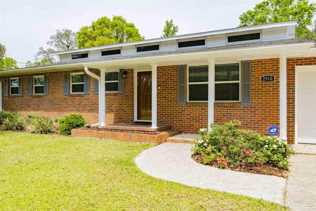 2510 E Burgess Rd, Pensacola, FL 32504 (MLS #588368) :: Coldwell Banker Coastal Realty