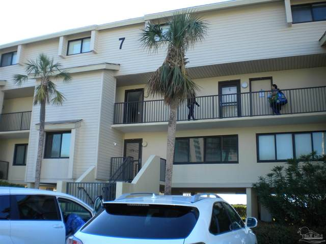 900 Ft Pickens Rd #722, Pensacola Beach, FL 32561 (MLS #588369) :: Connell & Company Realty, Inc.
