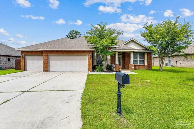 7461 Deck Ln, Pensacola, FL 32526 (MLS #588371) :: Coldwell Banker Coastal Realty